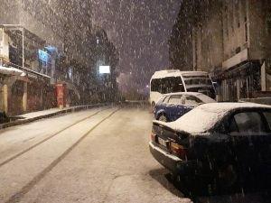 Meteorolojiden kuvvetli kar yağışı uyarısı