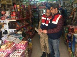 Siirt'te 130 iş yeri kontrol edildi