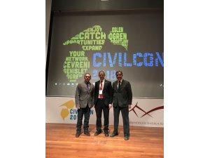 Türkiye Çimento Müstahsilleri Birliği CivilCon'da geleceğin inşaat mühendisleri ile buluştu