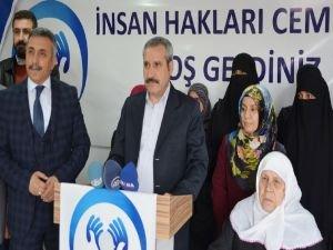 İnsan Hakları Cemiyeti: 28 Şubat bir zulüm sürecidir