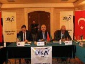 DİKA Yönetim Kurulu toplantısı Mardin'de yapıldı