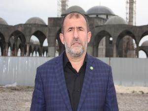 """HÜDA  PAR: """"Safvan Bin Muattal Külliyesi bir an önce bitirilmeli"""""""