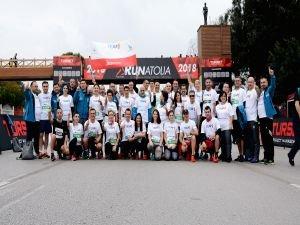 Diyabetliler Maraton Koştu!