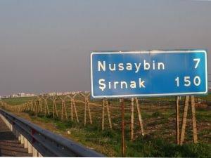 Nusaybin Fırat Mahallesi'ne top atışları