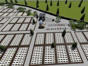 Ağrı'ya 'Yeni Şehir Mezarlığı'