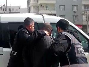 8 suçtan aranan kişi silah ve tarihi eserlerle yakalandı