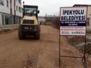 İpekyolu Belediyesi'nden yeni bir yol daha