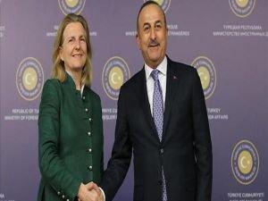 Çavuşoğlu: Irak ile ortak sınır ötesi operasyon yapılacak