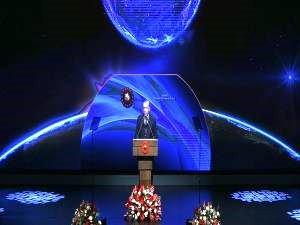 Cumhurbaşkanı Erdoğan, Dünya Kadınlar Günü Programı'nda konuştu