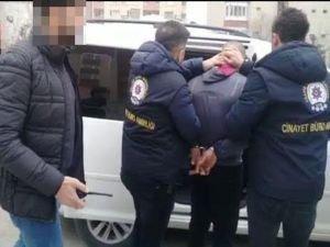 Gaspçı cezaevi firarisi yakalandı