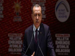 """Cumhurbaşkanı Erdoğan'dan """"Güncelleme"""" açıklaması"""