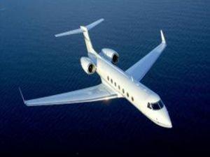 Türkiye'ye ait jet İran'da düştü
