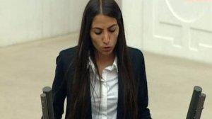 HDP'li Tuğba Hezer'in fezlekesi Meclis'e ulaştı