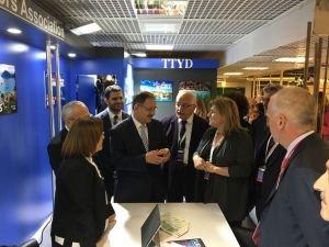 MIPIM/Turizmde Uluslararası Yatırım için Avrupa Çıkartması