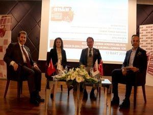 TAİDER, Antalya'da Aile Şirketleri ve sürdürülebilirliği konuştu