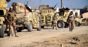 Irak ordusu Kerkük'e ilerliyor