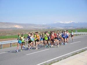 Uluslararası Yarı Maraton için atletler Batman'da ter döktü