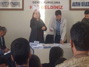 Viranşehir'de esnaf seçime gitti