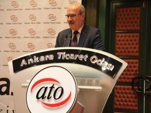 """ATO Başkanı'ndan """"Ucube Dil"""" Uyarısı"""