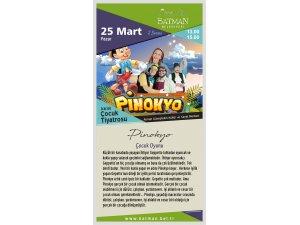 Pinokyo çocuklarla buluşacak