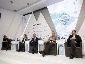 Uludağ Ekonomi Zirvesi'nde Sağlığın Geleceği Tartışıldı