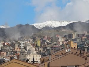 Şırnak'tan dumanlar yükseliyor