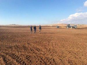Viranşehir de pamuk ekimi hazırlıkları başladı