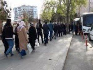 Gaziantep'te 14 şüpheli ByLock'tan tutuklandı