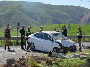 Aracın çarptığı kız yaşam mücadelesini kaybetti