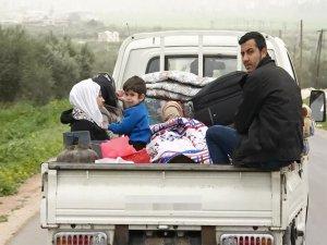 Afrinliler evlerine dönüyor