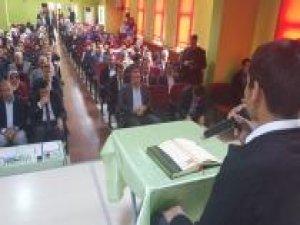 """Bingöl'de """"Arapça Bilgi Yarışmaları İl finali"""" sona erdi"""
