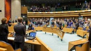 Hollanda'dan PKK'ya destek saygısı