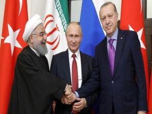 Suriye Üçlü Zirvesi'nin ikincisi Ankara'da yapılacak