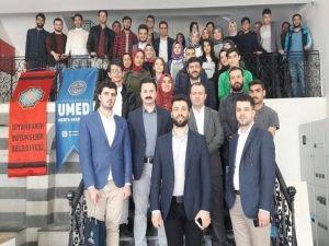 UMED Medya Akademisi Diyarbakır'da eğitime başladı