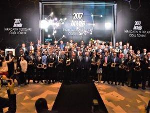 İKMİB, kimya ihracatının yıldızlarını ödüllendirdi