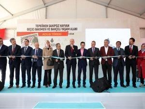 Başkan Uysal, Dünyanın en modern hayvan bakımevi'ni hizmete açtı