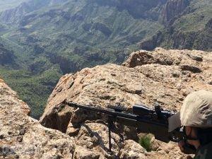 Şırnak'ta 4 PKK'lı öldürüldü