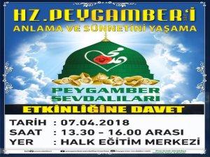 Nusaybin'de mevlid etkinliği düzenlenecek