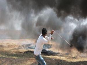 İşgalcilerin saldırılarında 2 kişi şehit oldu 150 kişi yaralandı
