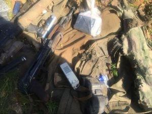 Biri yeşil renkli listede aranan 2 PKK'lı öldürüldü
