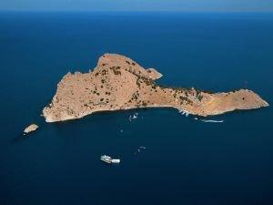 Akdamar adasına 27 kilometrelik içme suyu hattı