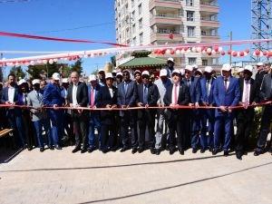 Afrika ülkelerinin büyükelçileri Hilvan'da ziyaretlerde bulundu