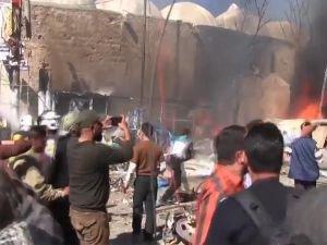 El Bab'da patlama: 10 kişi hayatını kaybetti