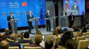 AB, Türkiye'nin teklifini kabul etti