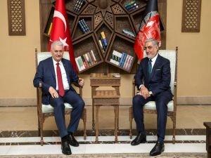 """Başbakan Yıldırım: """"Ümit ediyoruz ki Suriye ve Irak'ta istikrar tam anlamıyla sağlanır"""""""