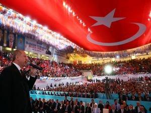"""Erdoğan: """"Mücadelemizi zaferle taçlandırmaktan başka çaremiz yoktur"""""""