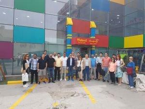 İKMİB, Dubai ve Kuveyt pazarına oyuncak sektörü ile damga vurdu