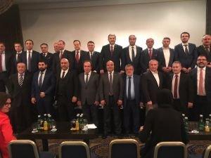 MÜSİAD Avusturya Şubesi Yeni Başkanını Seçti