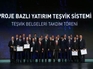 Erdoğan, dev teşvik paketinin detaylarını açıkladı