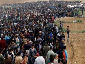 Filistin'de bilanço ağırlaşıyor: 32 şehit 2 bin 850 yaralı